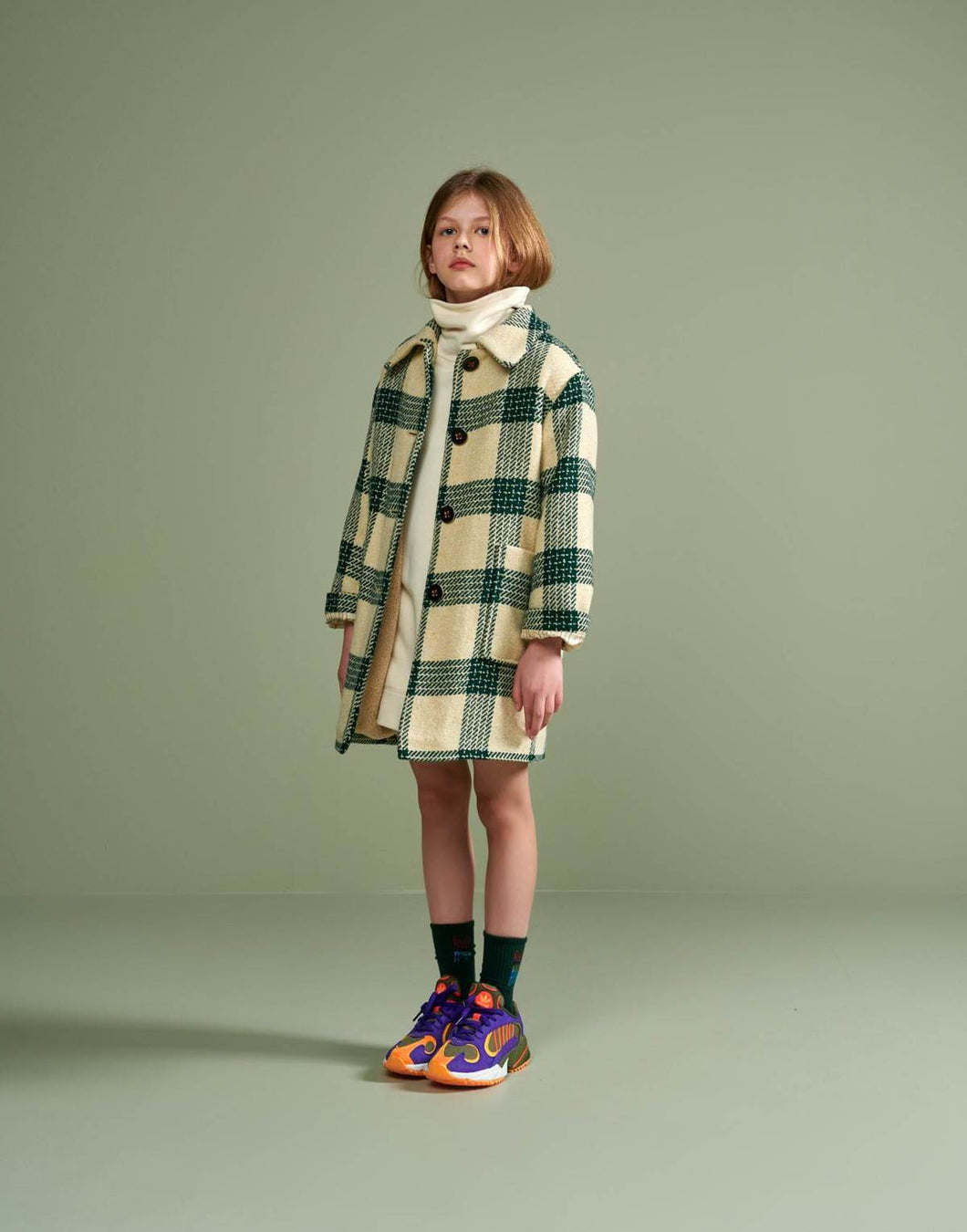 bellerose -  girls -  coat Craft