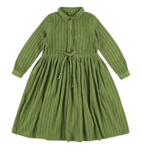Load image into Gallery viewer, Girls - Dress Gwenn Misty Khaki - Morley