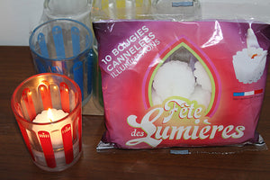 Sachet de Pain d'Illumination cannelé ou lumignons