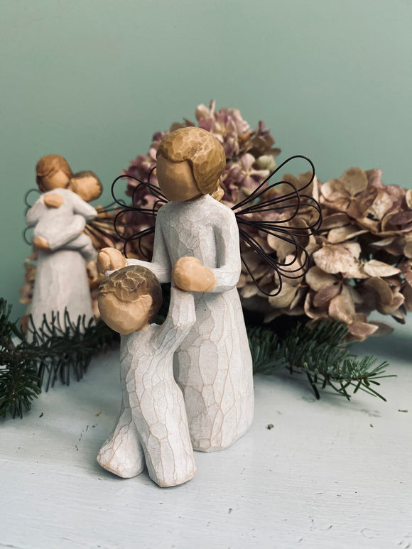 Statuette Willow Tree ,