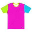 COLOUR BLOCK #1 T-SHIRT