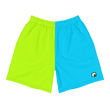 GREEN / BLUE SHORTS
