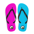 COLOUR BLOCK # 6 FLIP-FLOPS