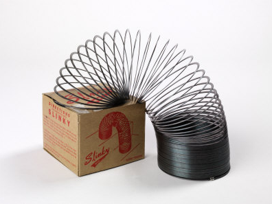 Slinky packaging