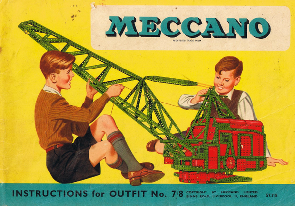 Meccano box | MAD design blog