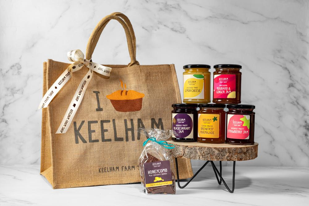 Keelham Preserves Gift Bag
