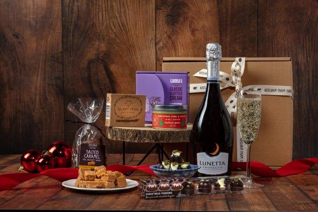 Christmas Cosy Night In Hamper - FREE DELIVERY