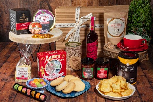 Christmas Celebration Hamper - FREE DELIVERY