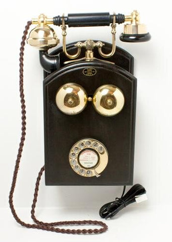 Brass Big Wall Front Bells Telephone
