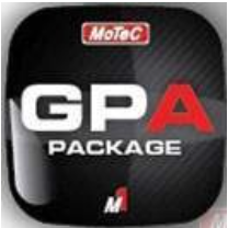 Motec M130 GPA Firmware Package