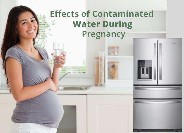 Intake of Contaminated Water- Endangered Effects on Pregnant Ladies and Stillborn Babies