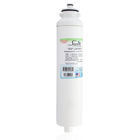 LG M7251242FR-06, M7251252FR-06 & EcoAqua EFF-6028A Compatible Pharmaceutical Refrigerator Water Filter 1 pack