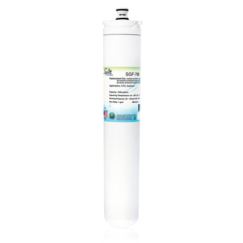 Replacement for 3M Water Factory 47-55706G2 Filter by Swift Green Filters SGF-706