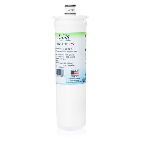 Replacement for Bunn EQTL-7 Water Filter by Swift Green Filters SGF-EQTL-7