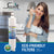 EveryDrop EDR5RXD1 Compatible VOC Refrigerator Water Filter