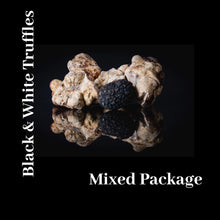 Load image into Gallery viewer, Extremely Fresh Truffles Mixed White & Black