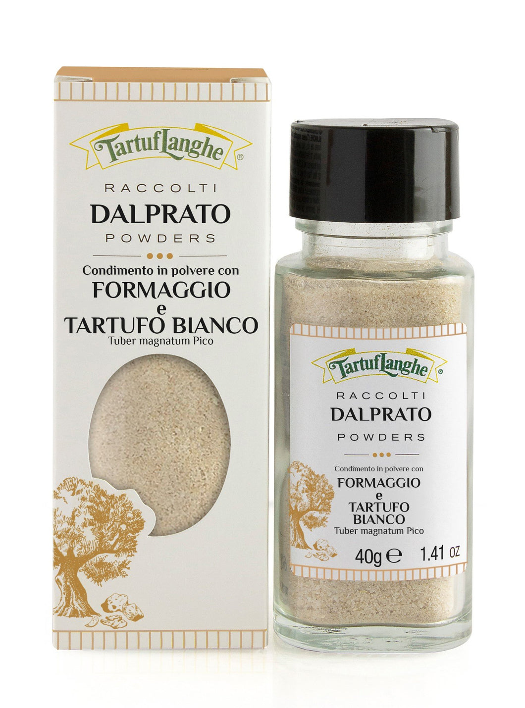 Parmesan Cheese and White Truffle (1.41 Oz)