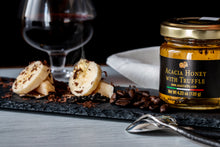 Load image into Gallery viewer, Black and White Truffle Honey 4.23 oz.