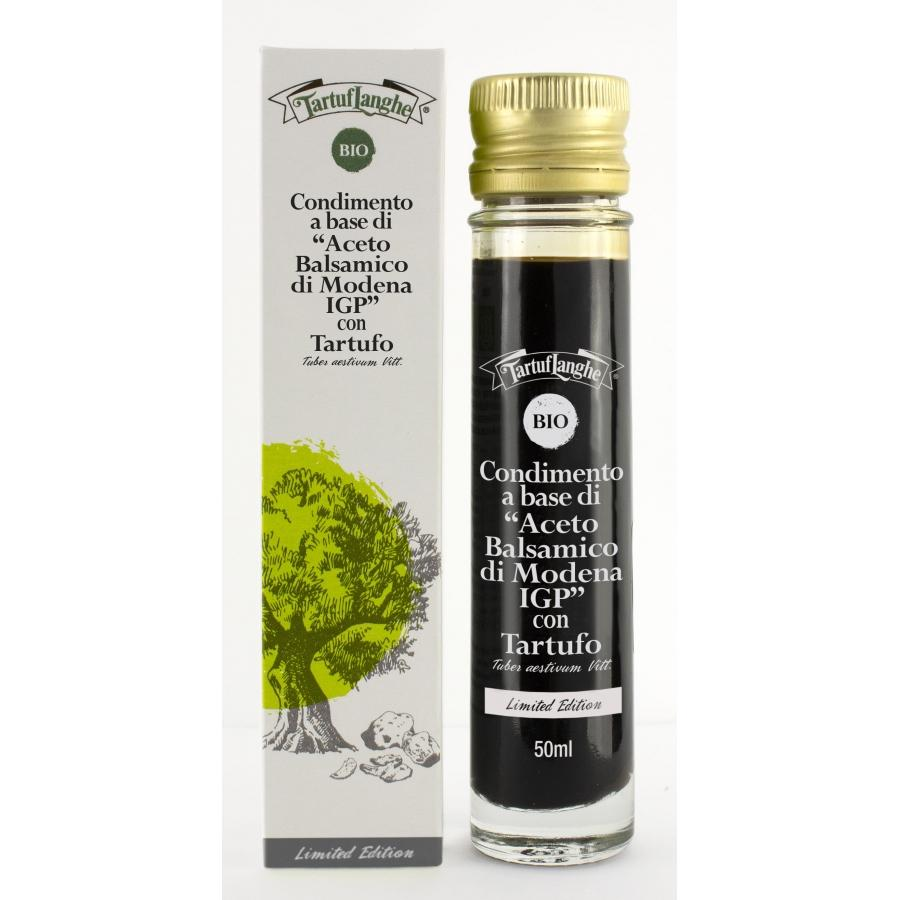 PGI Balsamic Vinegar from Modena with Summer Truffle (1.69 fl oz)