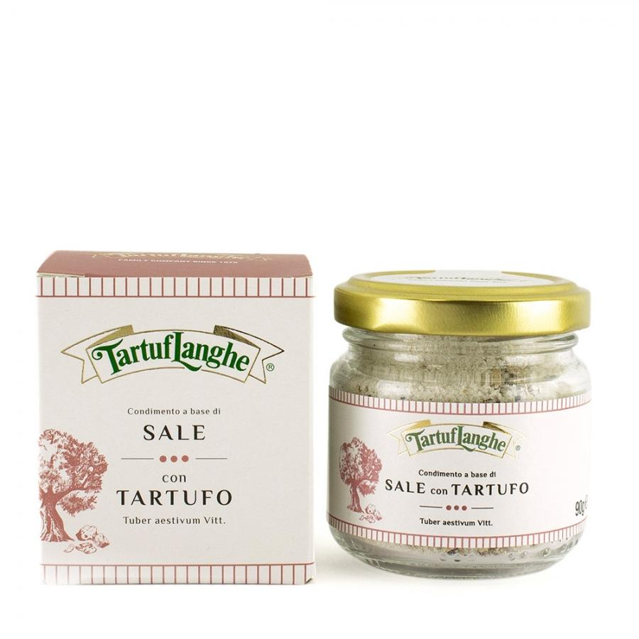 Black Truffle Salt 3.17 oz.
