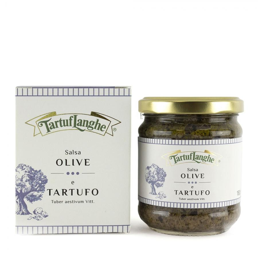 Olive and Truffle Sauce 6.35 Oz.