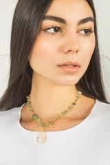 Jade All Over Necklace