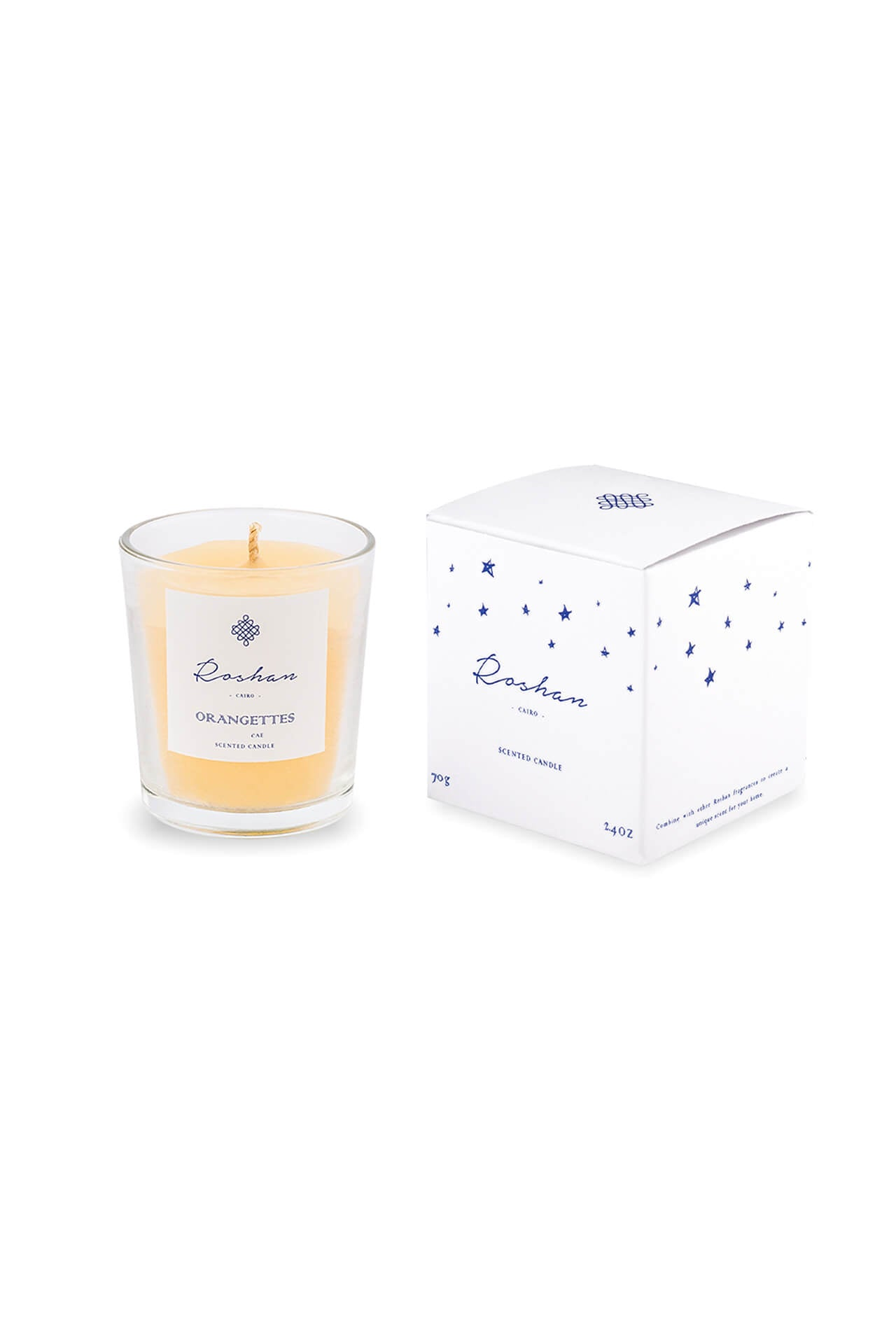 Orangettes Candle
