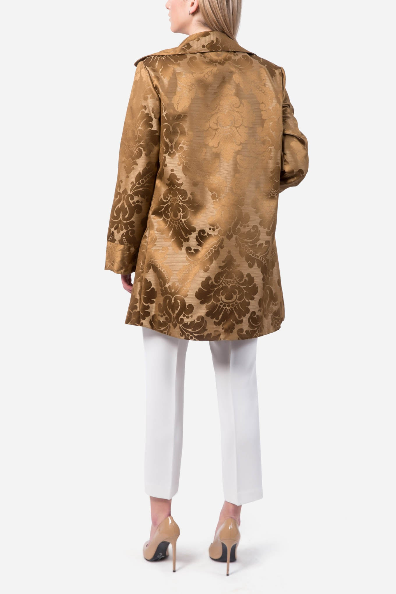 Cool Gold Coat