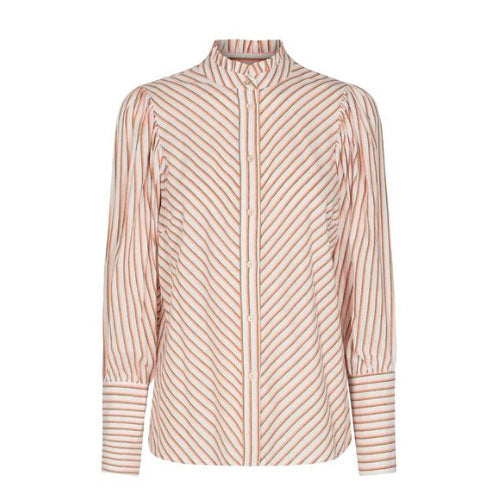 Yvon stripe shirt 58