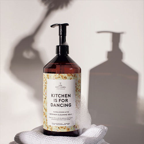 THE GIFT LABEL Kitchen Is For Dancing - Køkkensæbe