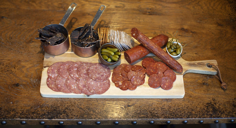 'Some Like It Hot' Chilli Charcuterie Platter (DEAL)