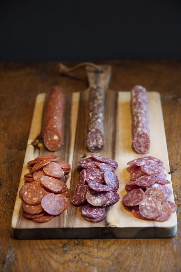 Trio of Salami/Chorizo