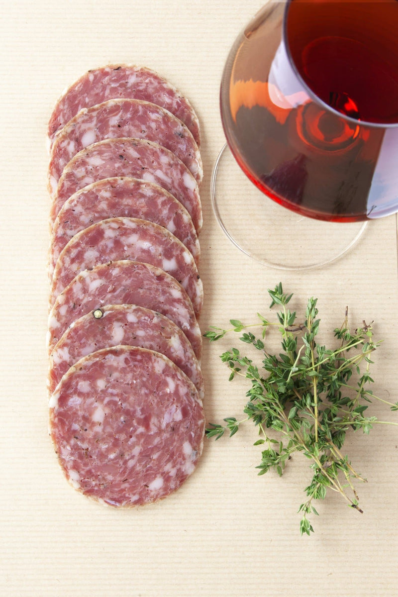 Red Wine & Thyme Salami
