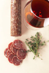 Red Wine & Thyme Salami (WHOLE)