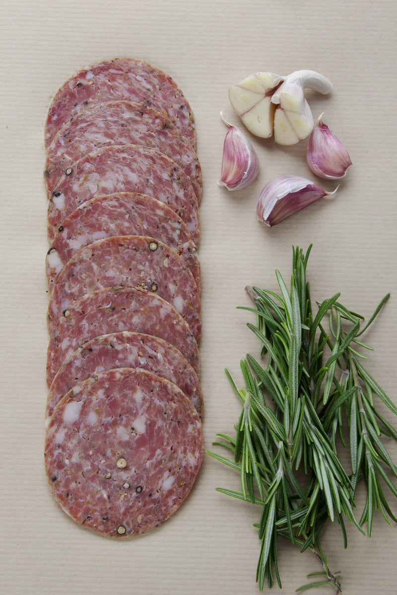 Rosemary & Garlic Salami