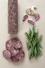 Rosemary & Garlic Salami (Whole)
