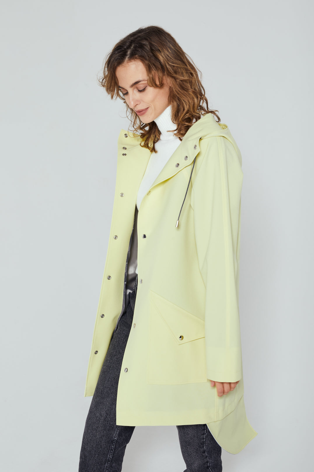 Unisex City Raincoat