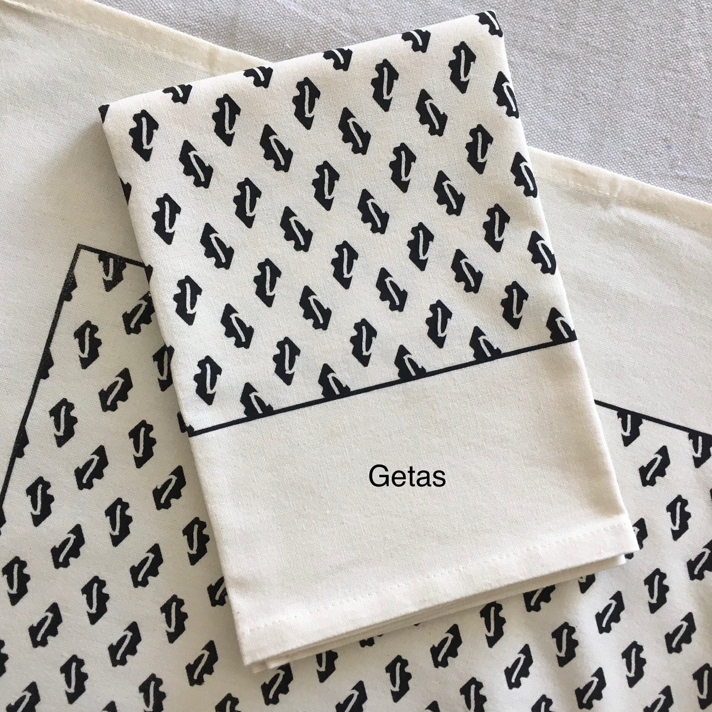 Geta Tea Towel