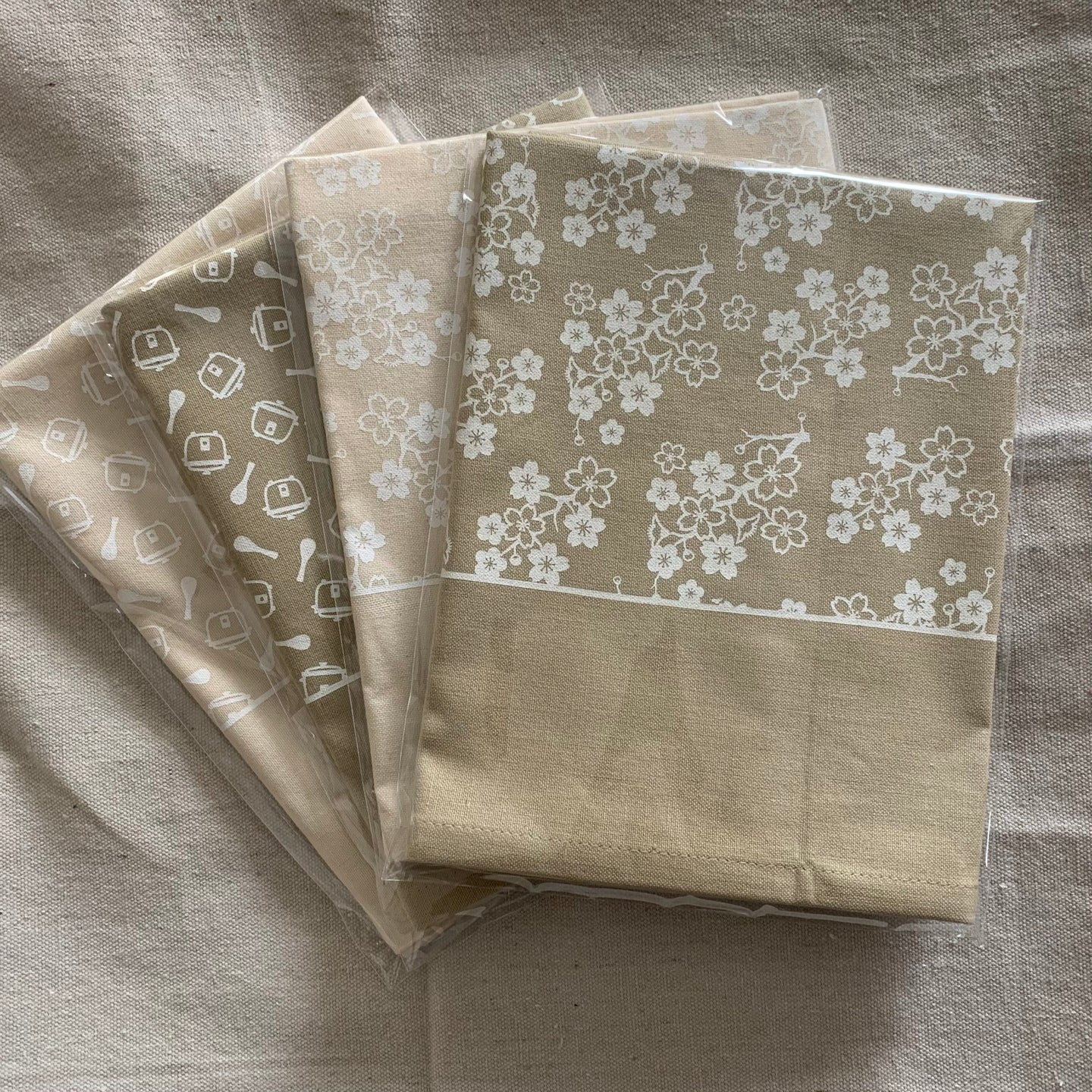 Sakura Cloth Napkins