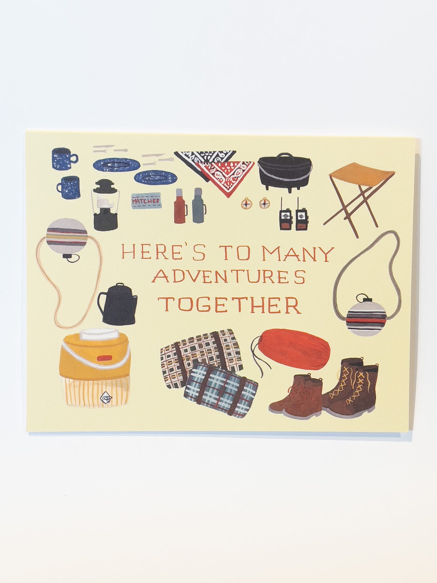 Adventures Together Card