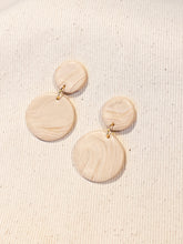 Load image into Gallery viewer, Double Circle Earrings