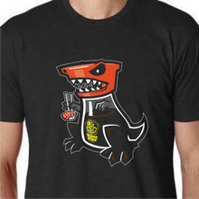 Load image into Gallery viewer, Shoyu T-Rex Shirt
