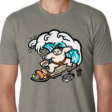 Load image into Gallery viewer, Sushi Surfer Shirt