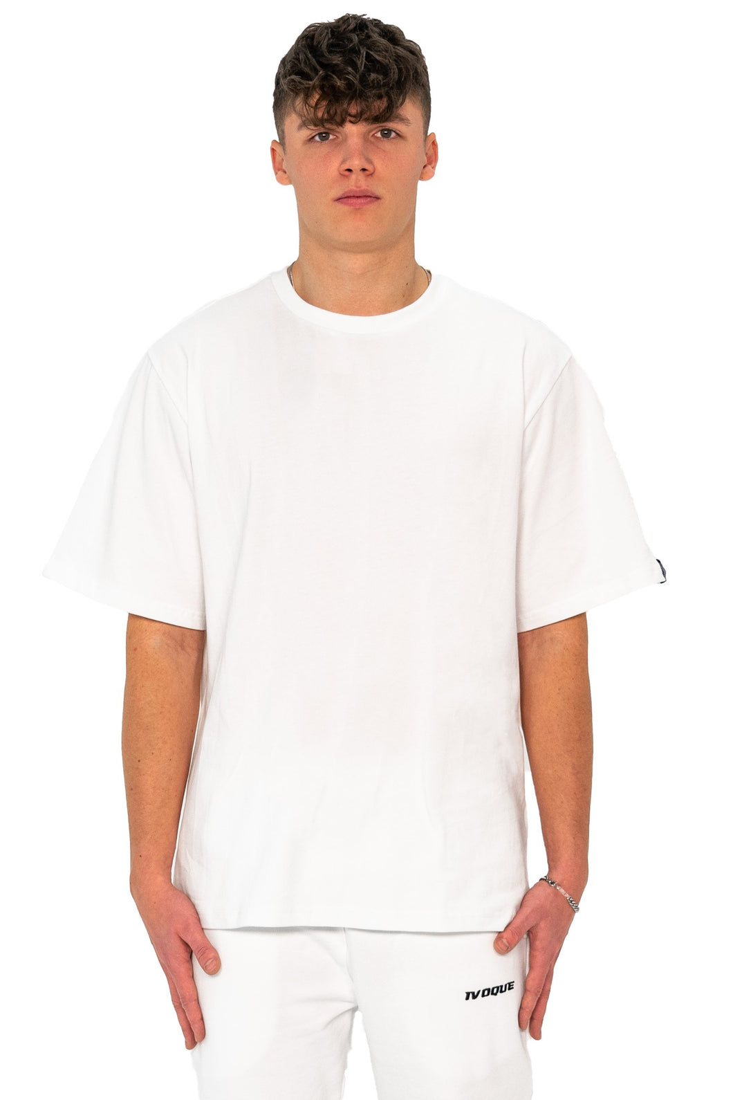 BASIC T-SHIRT CLEAN WHITE