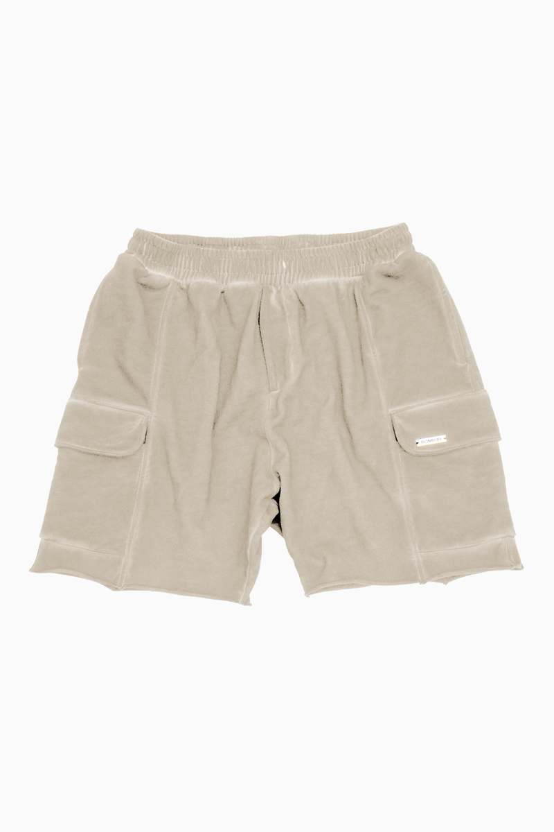 Vintage Cream Box Shorts