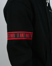 Lade das Bild in den Galerie-Viewer, It Aint Over Zip Hoodie