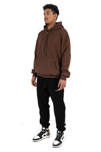 Lade das Bild in den Galerie-Viewer, HOODIE DEATH MOCCA BROWN