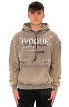 Lade das Bild in den Galerie-Viewer, HOODIE LOGO TM SAND WASHED