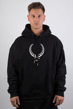 Lade das Bild in den Galerie-Viewer, Ivo Hoodie Black Trophy