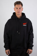 Lade das Bild in den Galerie-Viewer, Ivo Hoodie Black Wings
